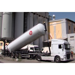 CR - transport - agriculture - cistern - tank - flour - granary - corn