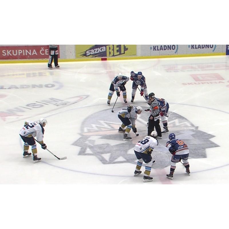 CR - sport - hockey - Kladno - Litoměřice - Jaromír Jágr - Rytíři - match - stadium