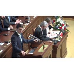ČR - aktualita - USA - Praha - Paul Ryan - sněmovna