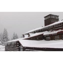 ČR - Krkonoše - Pec pod Sněžkou - horská bouda - Kolínská bouda