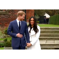 Británie - Londýn - Windsor - princ - Harry - Meghan Markle - svatba - královna - monarchie