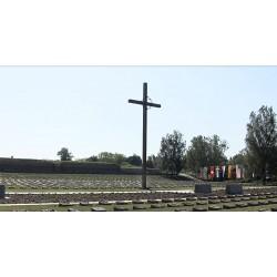 ČR - Terezín - kladení věnců