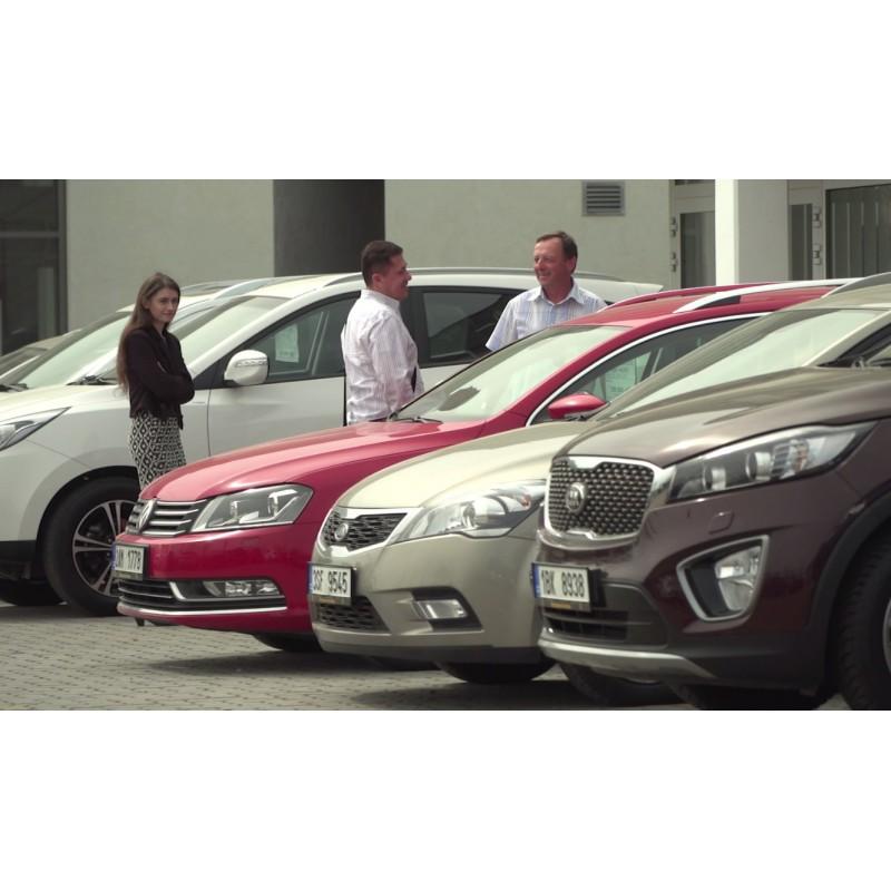 CR - Kladno - transport - car - motoring - used cars - sale - leasing - rental shop
