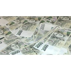 CR - CNB - Money - Bank Notes - Coins