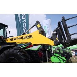 CR - České Budějovice - agriculture - transport - combine - tractor - cistern - Země živitelka