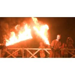 ČR - bitva - hořící meče