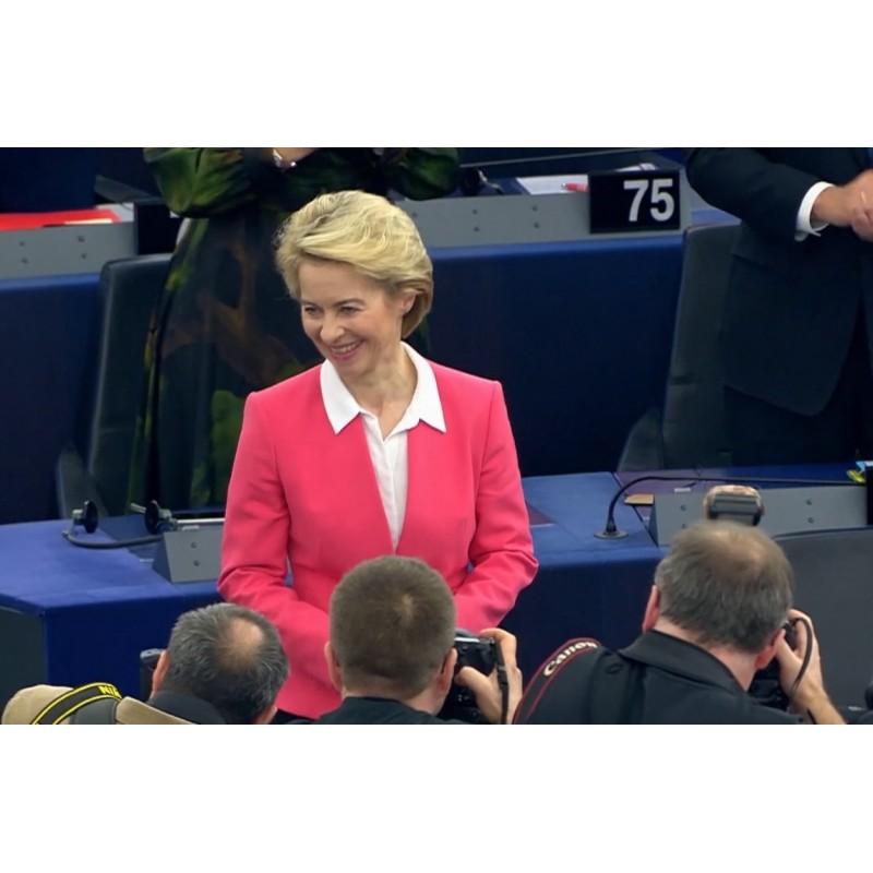 France - Strasbourg - European Parliament - politics - Ursula von der Leyen - European commission