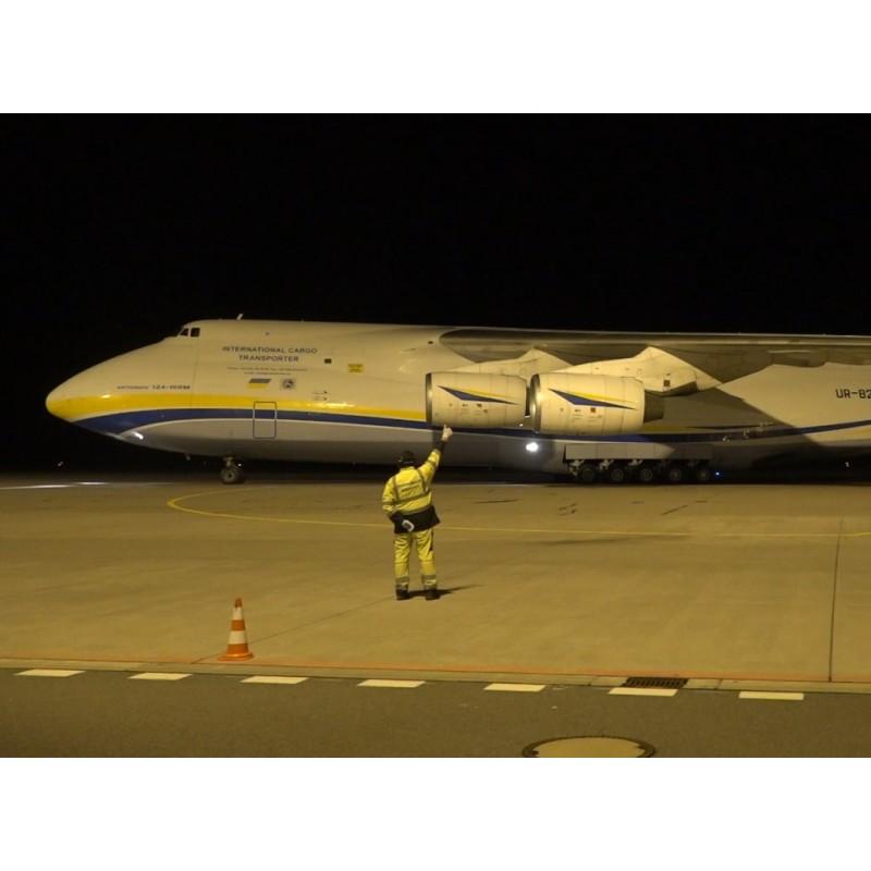 CZ - transport - Pardubice - China - Ruslan - airplane - masks - respirator
