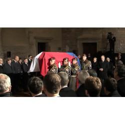 ČR - Václav Havel - pohřeb 2