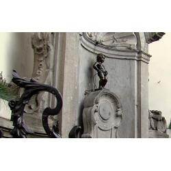Belgie - Brusel - město - čůrající chlapeček