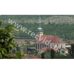 CR - Most - Church - Nanebevzetí Panny Marie - Hněvín