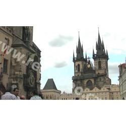 ČR - Praha - historické obrázky města