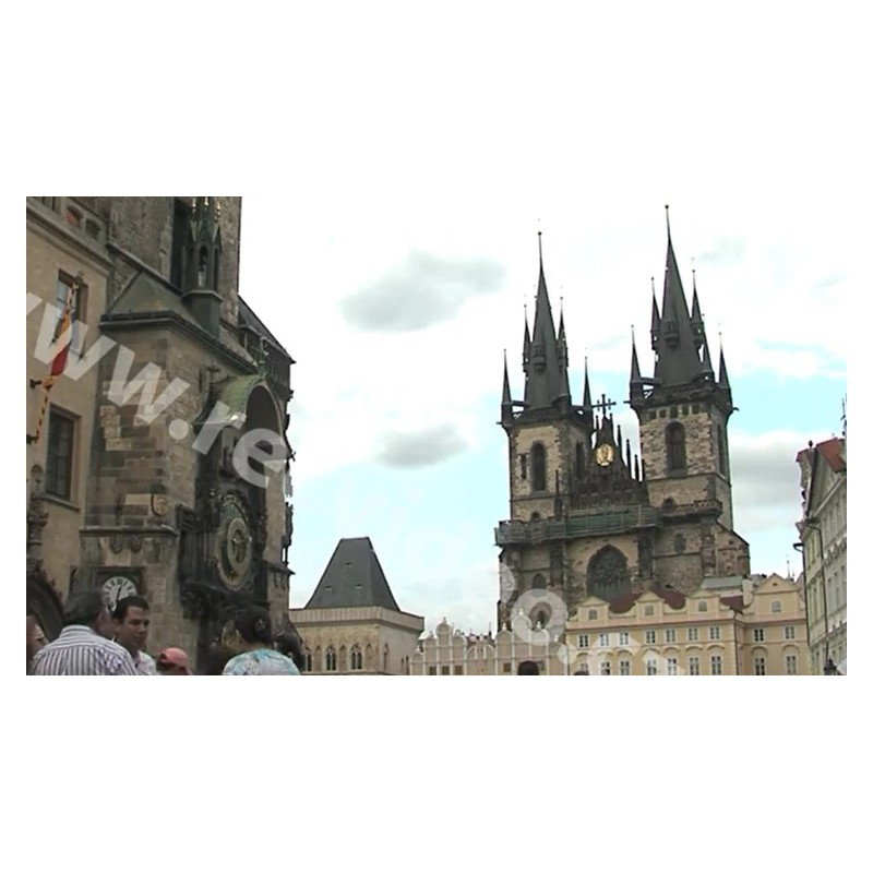 CR - Prague - Historical Pictures of the City