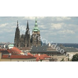 CR - Prague - Summer and Autumn shots of the City