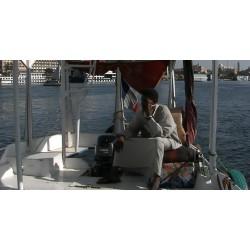 Egypt - Asuán - plavba po Nilu