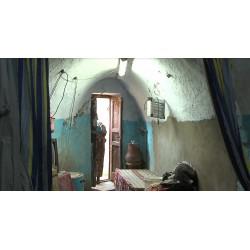 Egypt - Asuán - chudinská čtvrť