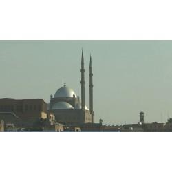 Egypt - Káhira - budovy - mešity