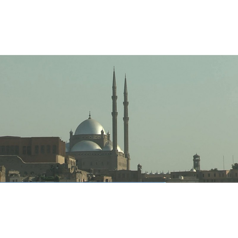 Egypt - Cairo - Buildings - Mosques