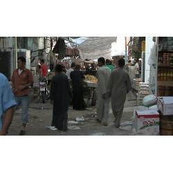 Egypt - trh - potraviny