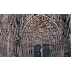 Francie - Strasbourg - léto