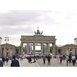 SRN - Berlín - Branderburská brána