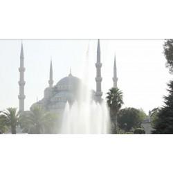 Turecko - Istanbul - Hagia Sofia - Modrá mešita