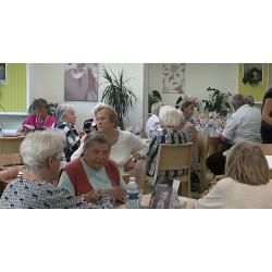 ČR - penzisté - domov důchodců