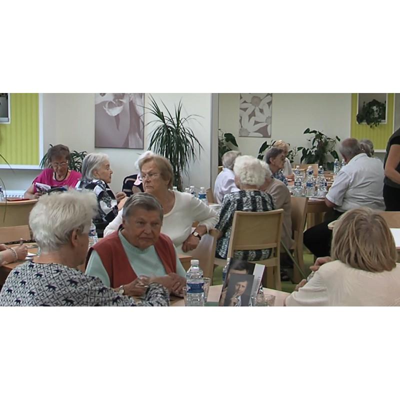 CR - Retirees - Home for the Elderly