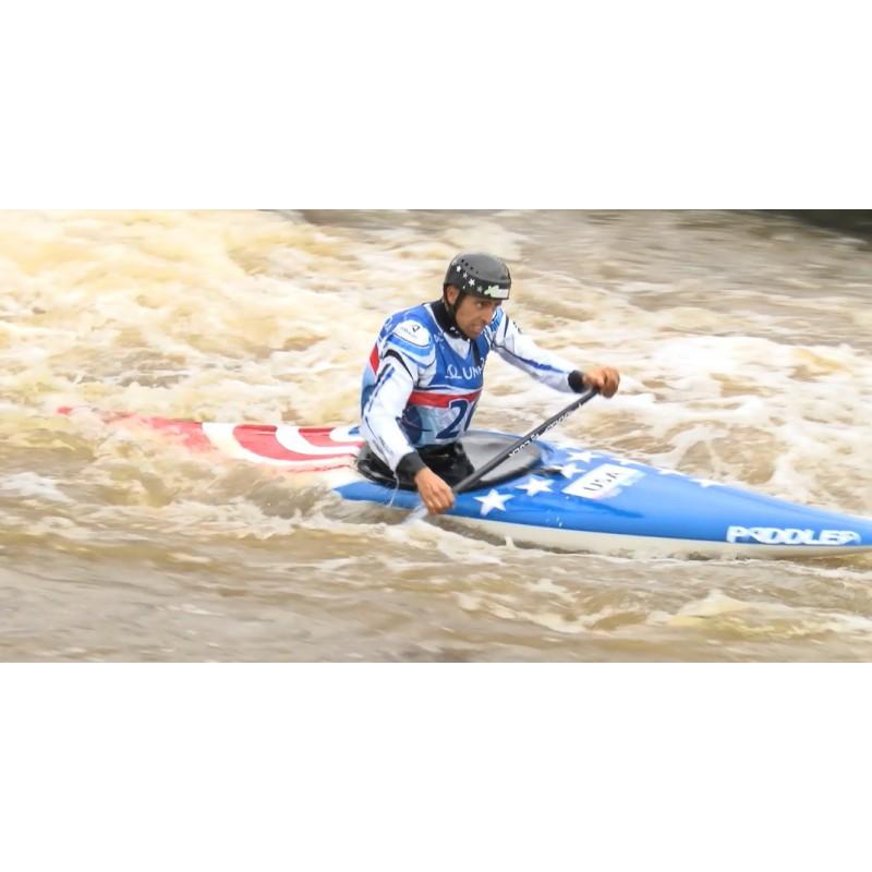 CR - Prague - World Championship - Water Slalom
