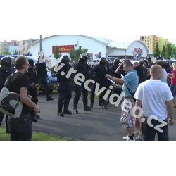 CR - Police - Protests - Gypsy