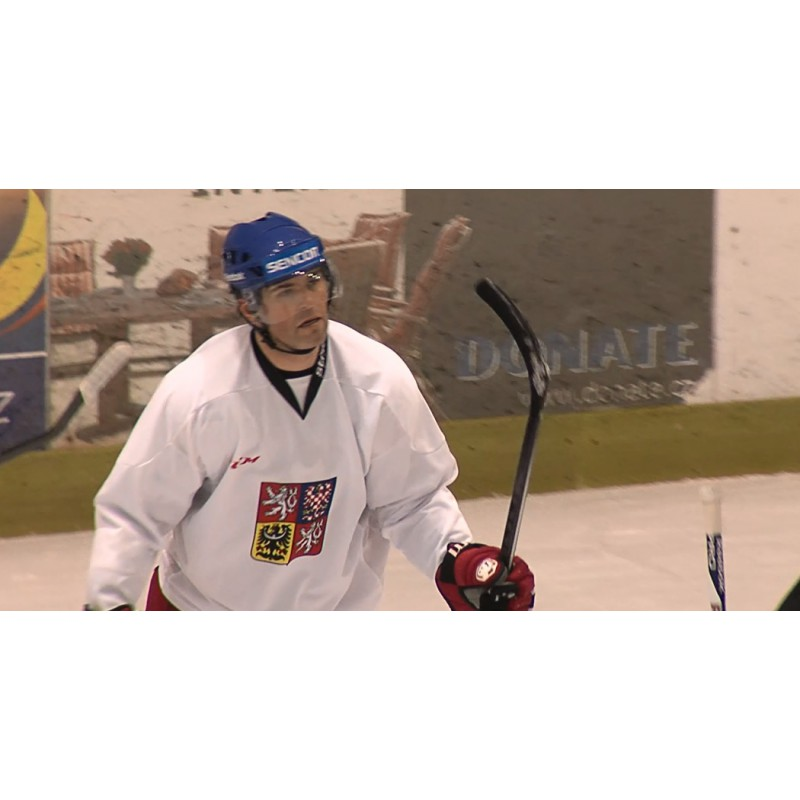 Hockey - Jaromír Jágr  - Czech National Team - Training in Prague