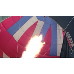 CR - Hot-air Balloon - Inflating - Flight - Prague