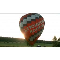 ČR - let balónem