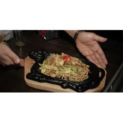 ČR - Japonsko - japonské jídlo - příprava stravy