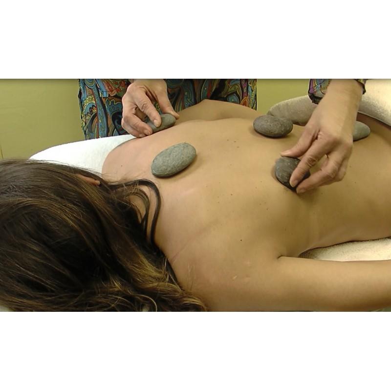 CR - Health care - lava stones massage