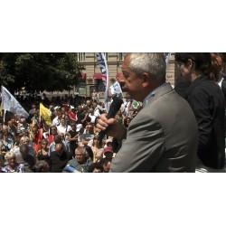 ČR - zdravotnictví - protesty