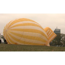 CR - airship - inflation - flight