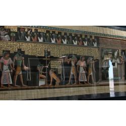 Egypt - papyrus - dílna - ruční výroba