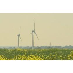 Velká Británie - Wales - energetika - větrné mlýny