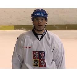 ČR - Praha - hokej - Jaromír Jágr - trénink