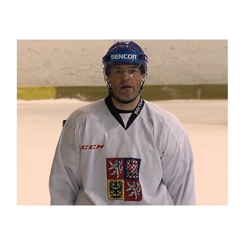 CR - Prague - hockey - Jaromír Jágr - training