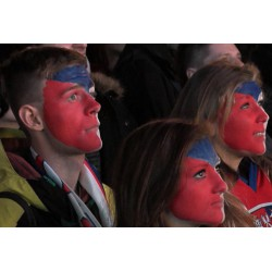 CR - Prague - hockey - hockey fans 2