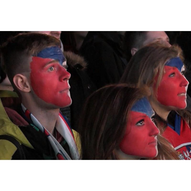 CR - Prague - hockey - hockey fans 2