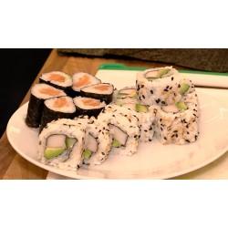 ČR - Japonsko - sushi - příprava jídla 2