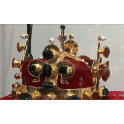 CR - Prague - Crown jewels - Prague castle