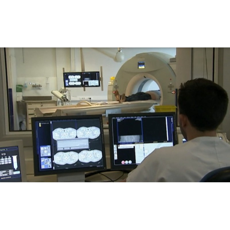 France - Health care - scanner - patient´s examination