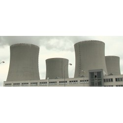 ČR - Temelín - energetika - jaderná elektrárna
