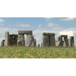 Great Britain - Stonehenge - historical sights - history - time-lapse
