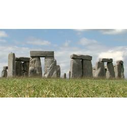 Velká Británie - Stonehenge - památky - historie - časosběr