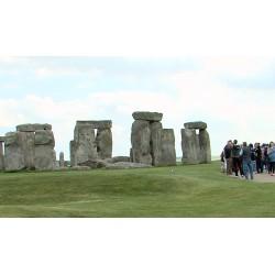 Velká Británie - Stonehenge - historie - lidé - památky